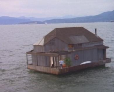 la maison de MacGyver