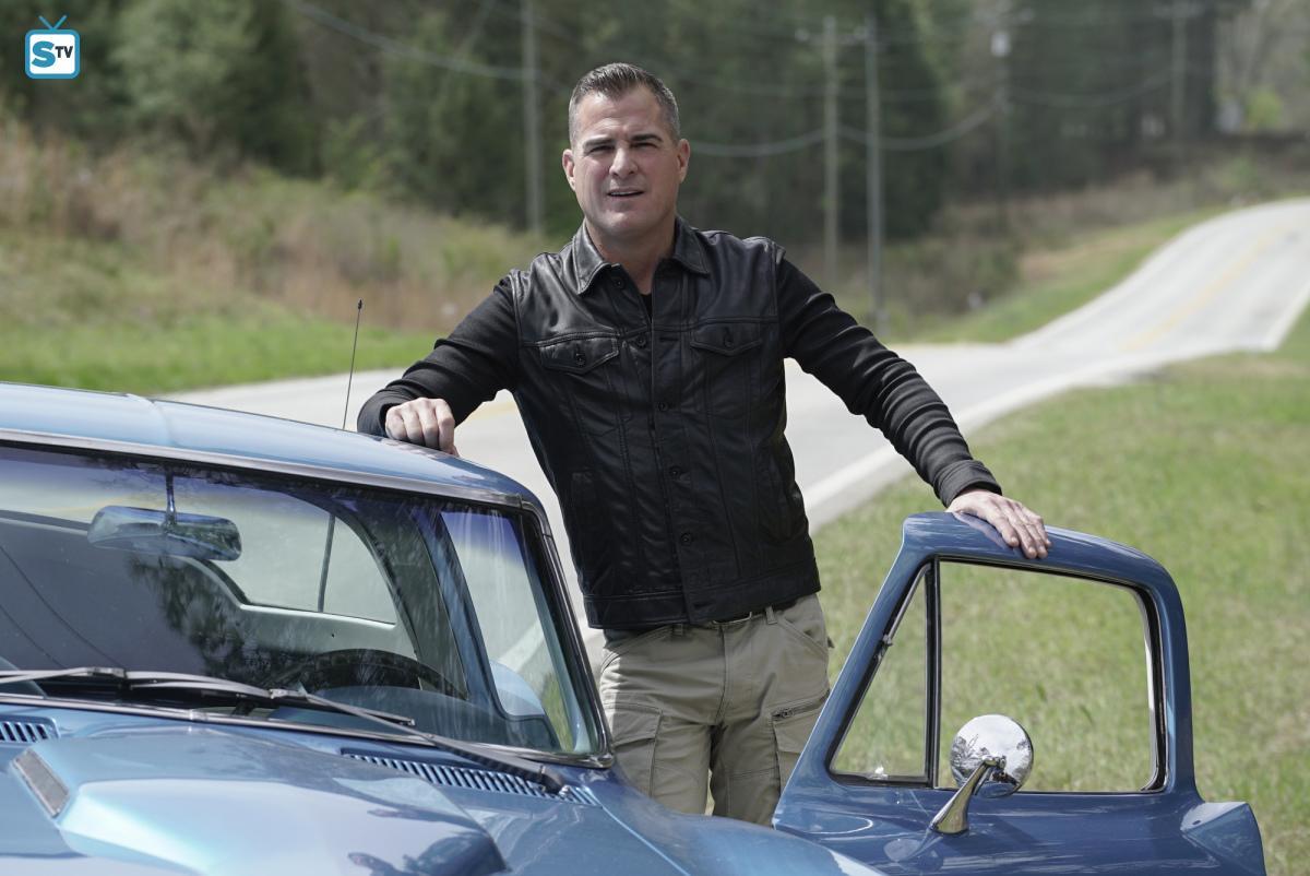Jack Dalton et sa Corvette